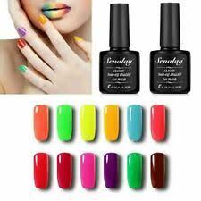Разноцветный неоновый гель <b>лак для ногтей</b> - огромный выбор ...