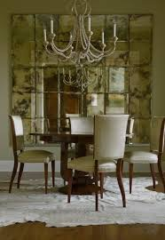dining room table mirror top: many homeowners tend to overlook how good mirrors look on a wall especially when massed en group i admit that one large framed mirror looks great but so
