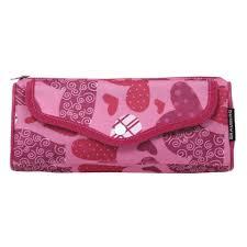 Купить <b>Пенал</b>-<b>косметичка BRAUBERG</b>, полиэстер, розовый ...