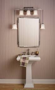 bathroom light fixtures with over mirror three sconces above mirror bathroom lighting