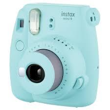Купить <b>Фотоаппарат</b> моментальной печати <b>Fujifilm Instax Mini</b> 9 ...