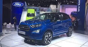 Названа дата начала продаж в России обновленного Ford ...