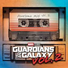 Soundtrack <b>Guardians Of</b> The Galaxy - Awesome Mix Vol, 2 (LP ...