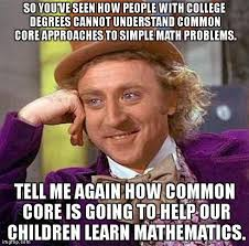 Common Core Math Meme ~ Carry The Two via Relatably.com