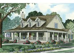 House Plans Country Style Porches   Free Download House Plans And    Ranch Style House Plans With Wrap Around Porches on house plans country style porches
