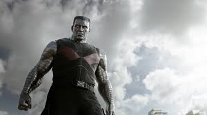 Image result for deadpool movie colossus