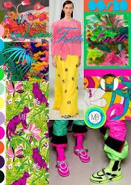 trend | mirella bruno - <b>neon</b> tutti fruitti . ss 2020 (fashion vignette)