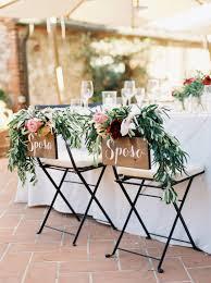 flowers wedding decor bridal musings blog: wedding chair decor bridal musings wedding blog