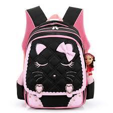 Kids Cartoon <b>School</b> Bags Children Backpacks <b>Waterproof Nylon</b> ...