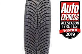<b>Goodyear Vector 4Seasons Gen-2</b> | Auto Express