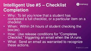 Image result for Uses of Checklist: