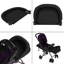 WALFRONT 32cm Length <b>Baby Stroller</b> Footrest Infant Adjustable ...