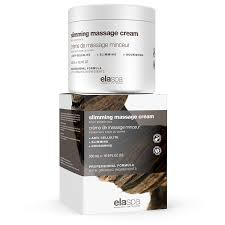 European Spa Science | slimming massage cream - ElaSpa