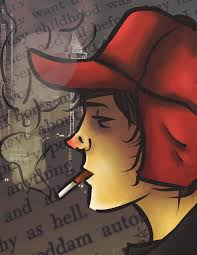 holden caulfield on the couch to whom is holden caulfield talking holden caulfield on the couch to whom is holden caulfield talking in the catcher in the rye pendora magazine