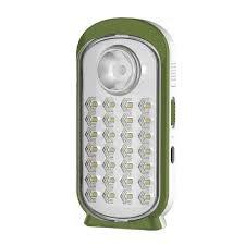 Туристический <b>фонарь Космос 126 LED</b> зеленый, 2 режима ...