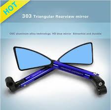 <b>WINTUWAY</b> CNC Rear View Mirror HD <b>Motorcycle Motorbike</b> Rear ...
