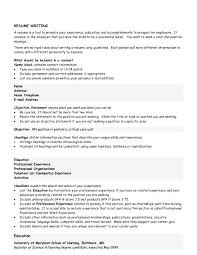 cover letter good objective for resume examples objective for cover letter examples of resumes resume example server objective good for examples amazing simple regarding fascinating