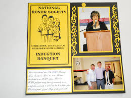 17 best ideas about national honor society national honor society induction banquet page1