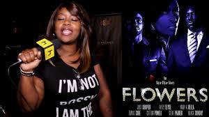 alyze elyse movie flowers premier reactions alyze elyse movie flowers premier reactions