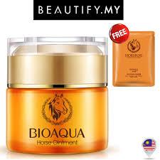 <b>Bioaqua Horse Ointment Miracle</b> Moisturizer Free Mask (1PC)