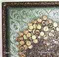 Картина дерево из монет своими руками фото