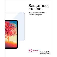 Купить <b>Защитное стекло</b> для iPad <b>Red</b> Line закаленное для iPad ...