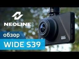 Обзор <b>NEOLINE Wide S39</b> - YouTube