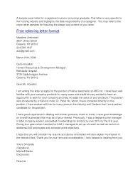 sample nursing sample for nurses 1 cover letter example nursing