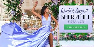Sherri Hill Prom Dresses & Sherri Hill Homecoming Dresses