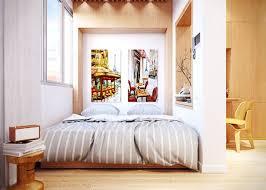 apartment cozy bedroom design:  design ideas small apartment cozy bedroom fresh