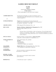 examples of resumes best resume sample good that get jobs in 89 wonderful the best resumes examples of