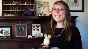for morbid anatomy museum founder spooky things are life s work npr