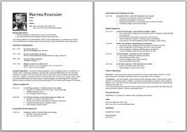 resume template create a and cover letter using word  85 amusing how to make a resume in word template