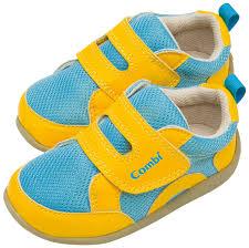 Купить <b>полуботинки</b> детские <b>Combi</b>, цв.желтый р.23, цены в ...