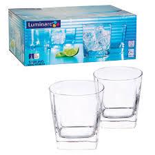 Купить <b>Набор стаканов для</b> сока и виски, 6 шт., 300 мл, низкие ...