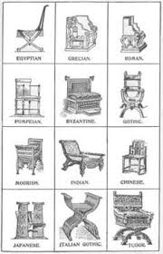 there are 40 distinct styles of chairs embracing the period from 3000 bc to 1900 ad nearly years of all the millions of chairs made during the antique chair styles furniture e2