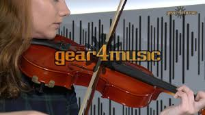Student <b>Full Size 4/4 Violin</b> by Gear4music - YouTube