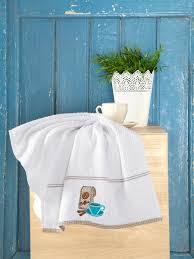 """<b>Кухонное полотенце</b> махровое """"KARNA"""" BREAKFAST <b>45х70</b> см ..."""