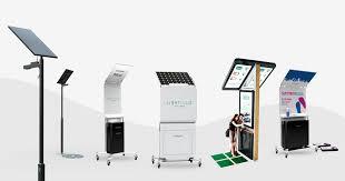 Lightinus: Smart <b>solar</b> street <b>light</b> & <b>solar</b> charging stations