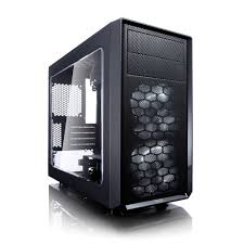 Обзор <b>корпуса Fractal Design Focus</b> G Mini для плат формата ...