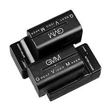 GVM <b>Li</b>-<b>ion NP</b>-<b>F750</b> Replacement <b>Battery</b> 4400mAh for GVM Led ...