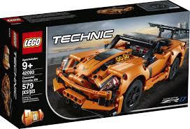 <b>LEGO Technic</b> 42093 <b>Chevrolet</b> Corvette ZR1 <b>Конструктор</b> ...