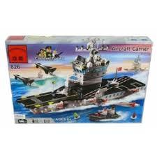 «<b>Конструктор Enlighten Brick Авианосец</b> 826» — Детские товары ...