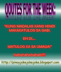 Green jokes tagalog quotes