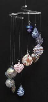 <b>Acrylic</b> Ornament Display <b>12 PC</b> - Glass Eye Studio