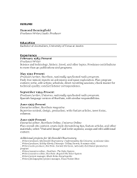 best photos of resume templates pdf basic resume sample pdf pdf resume sample gallery for lance writer resume template journalism resume journalism resume sample desirable journalism resume