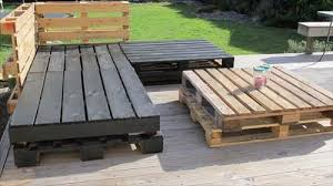 pallet furniture build pallet furniture