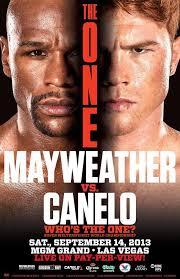 """Floyd Mayweather Jr vs Saúl """"Canelo"""" Álvarez - Mayweather-Canelo-poster"""