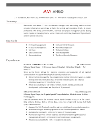 professional security network manager templates to showcase your    resume templates  security network manager