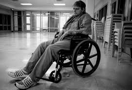 aging population takes toll in prisons medical marijuana michael hodge 51 sits in his wheelchair during an interview at butner federal prison